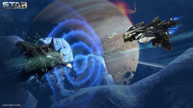 Star Conflict отмечает пятилетие