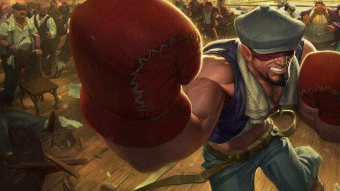 В League of Legends появился режим тренировки
