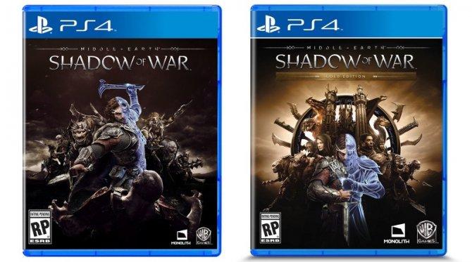 Магазин Target слил информацию о продолжении Shadow of Mordor