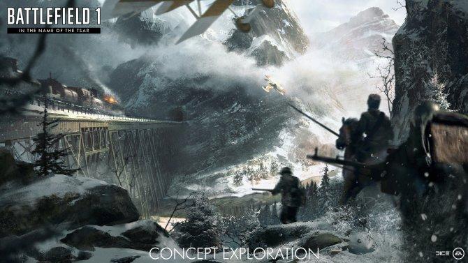 Battlefield 1 «Во имя царя»