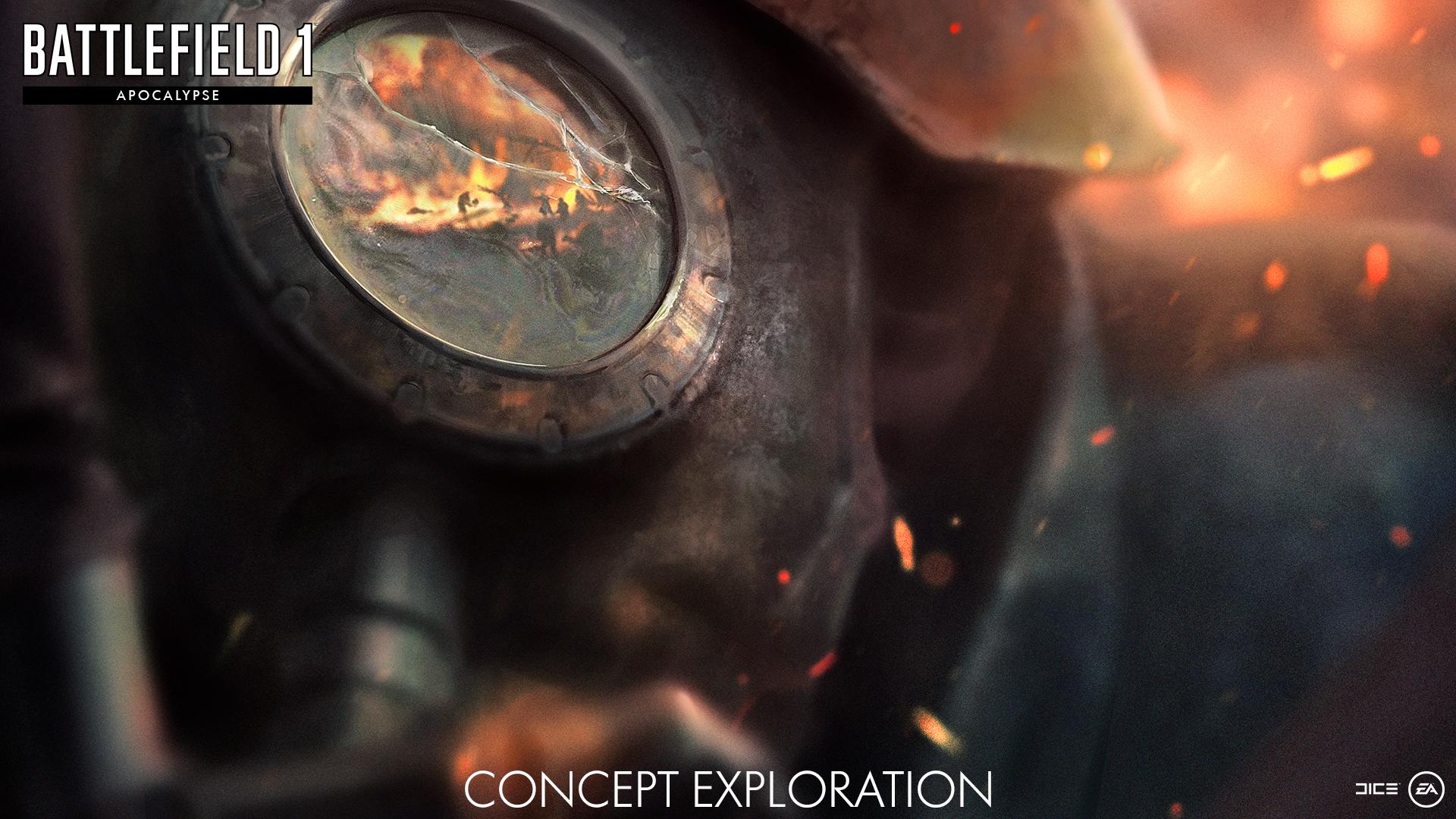 Представлены четыре дополнения для Battlefield 1