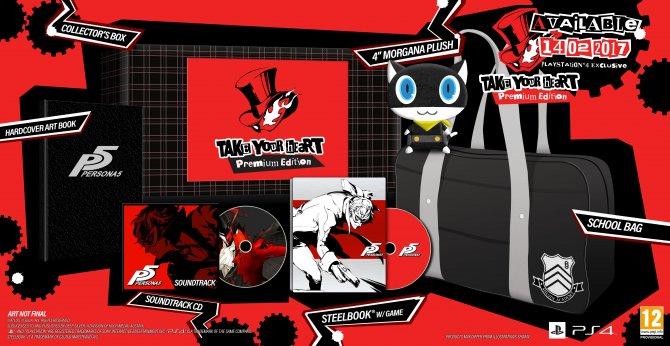 Коллекционное издание Persona 5