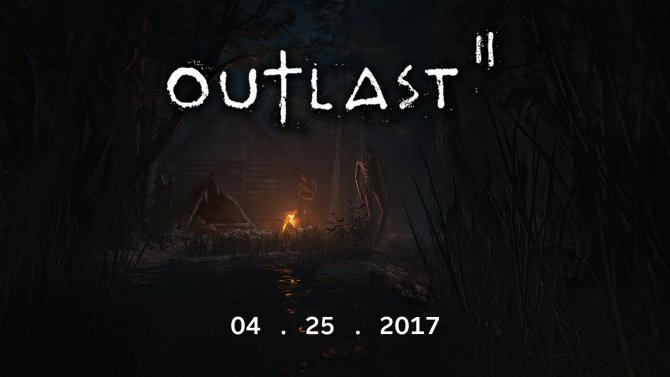 Объявлена дата релиза Outlast 2