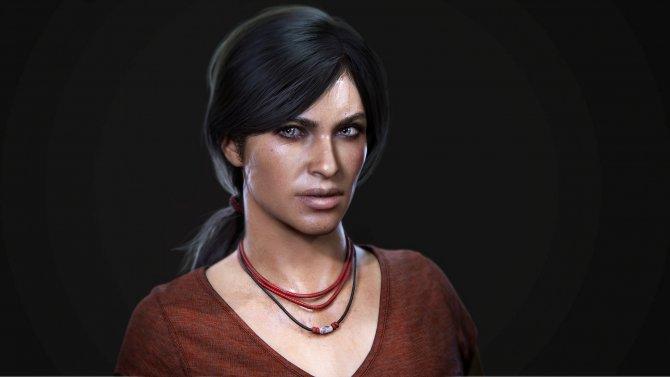 Много подробностей Uncharted: The Lost Legacy