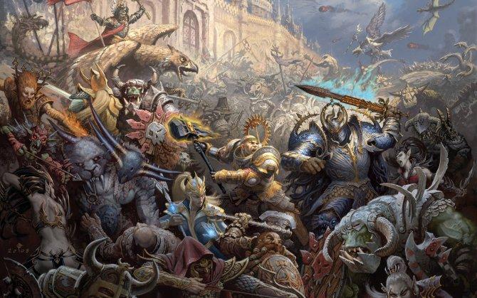 Создатели How to Survive работают над hack & slash по Warhammer
