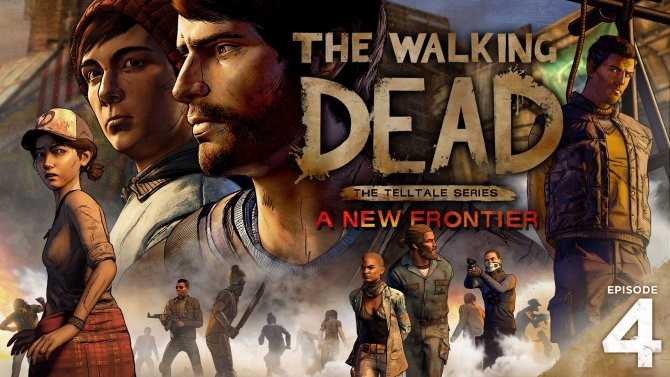 Дата релиза четвертого эпизода The Walking Dead: A New Frontier