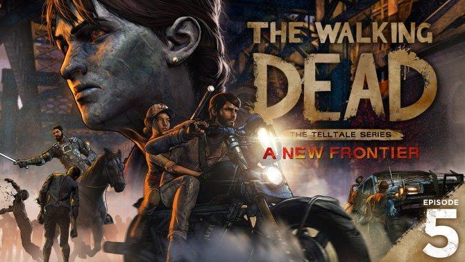 Названа дата выхода пятого эпизода Walking Dead: A New Frontier