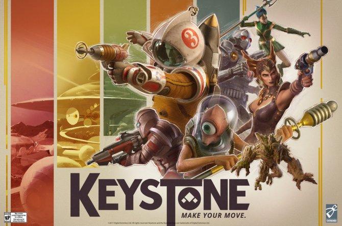 Анонс Keystone – нового free-to-play шутера от Digital Extremes