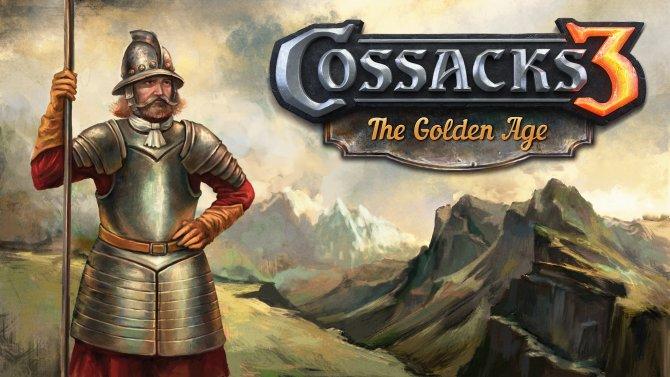 Анонсировано новое дополнение Золотой век для Казаки 3