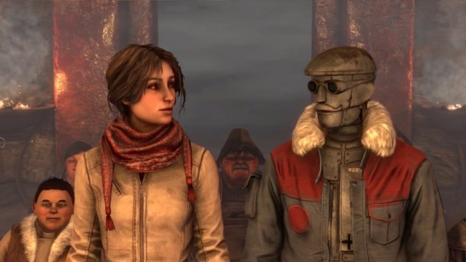 Дата выхода дополнения An Automaton with a Plan для Syberia 3