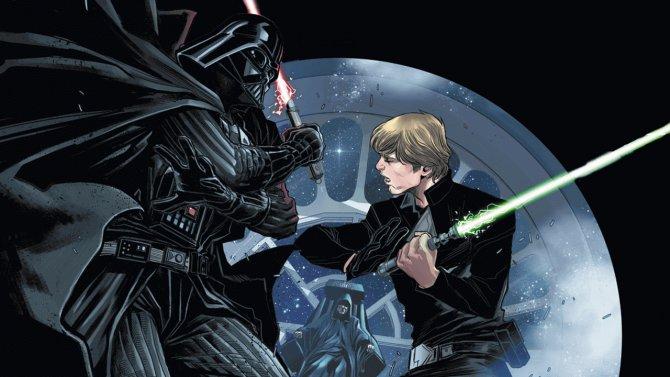 Переведенные комиксы по Звездным Войнам в Букмейте