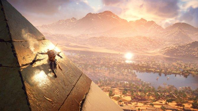 Ubisoft объявила о проведении фотоконкурса по Assassin's Creed: Origins