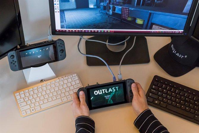 В разработке находится новый Outlast