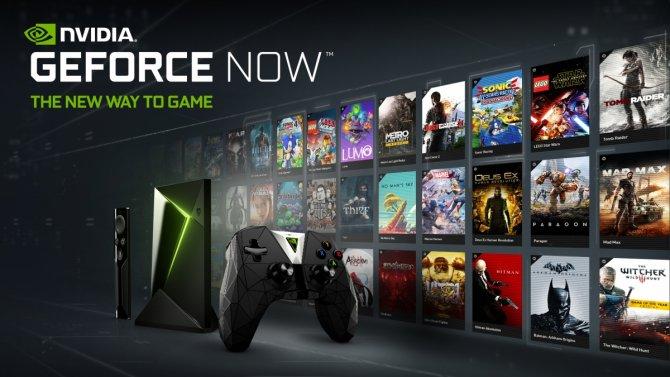 Представлен сервис запуска требовательных игр на слабых ПК GeForce Now