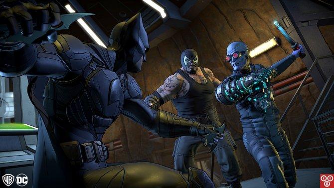 Четвертый эпизод Batman: The Enemy Within выйдет в январе
