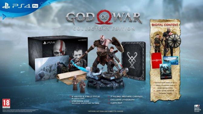 Дата выхода God of War