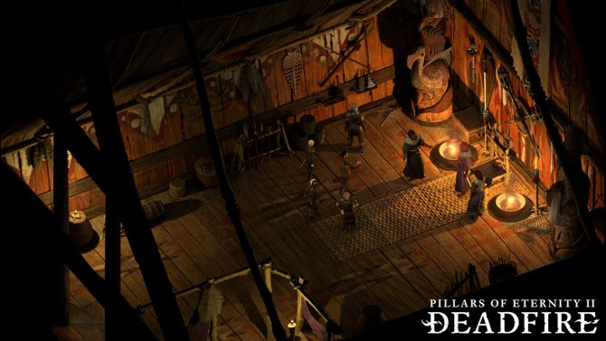 Дата релиза Pillars of Eternity II: Deadfire