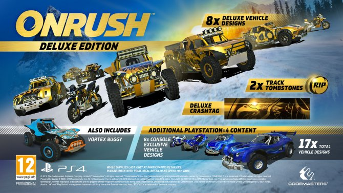Onrush Digital Deluxe Edition