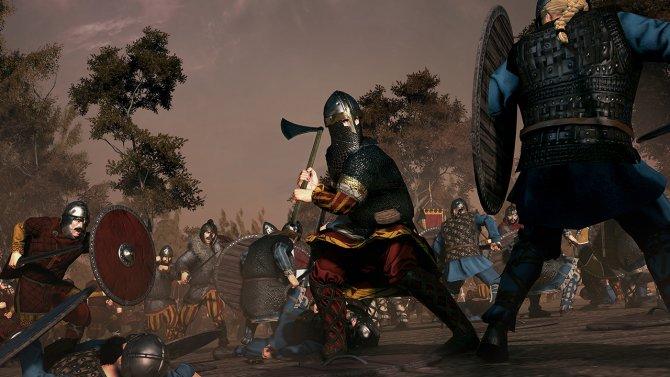 Total War Saga: Thrones of Britannia битва