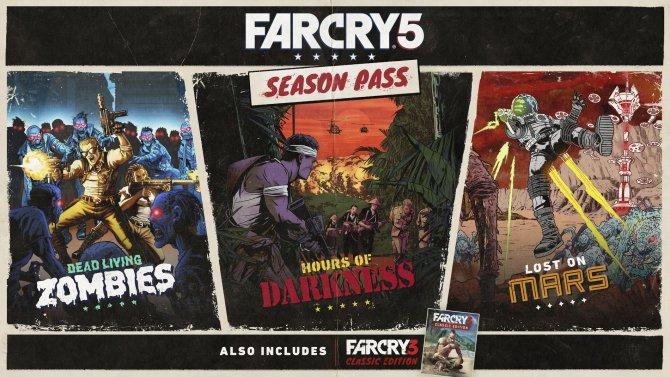 Season Pass для Far Cry 5
