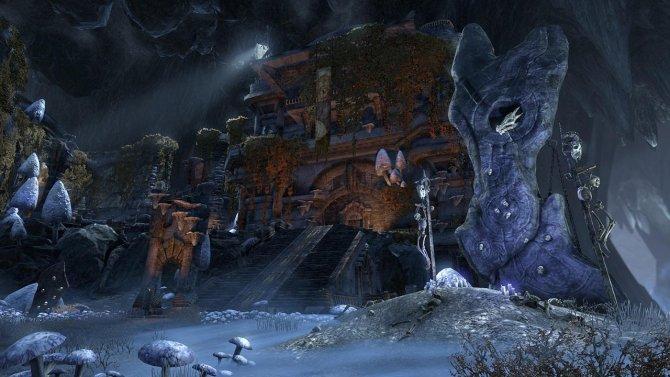 Состоялся выход DLC Dragon Bones для The Elder Scrolls Online
