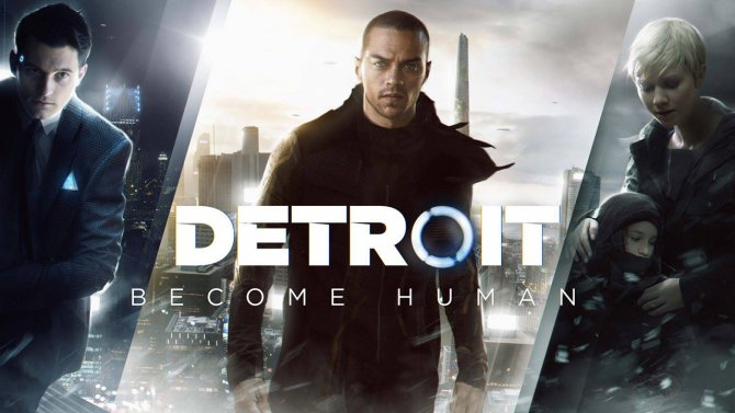 Detroit: Become Human 3 героя