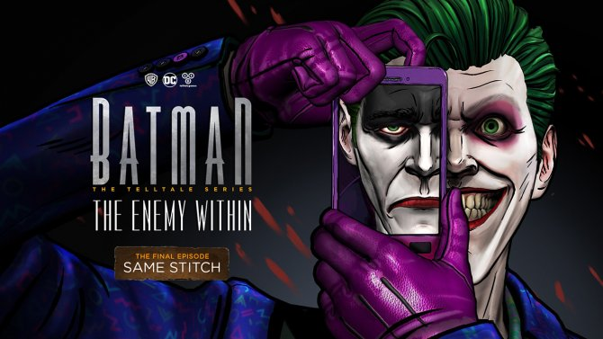 Batman: The Enemy Within пятый эпизод