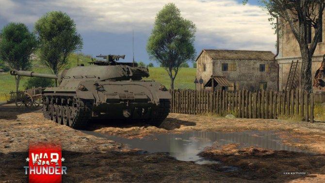 В War Thunder вышло обновление 1.77 «Буря»