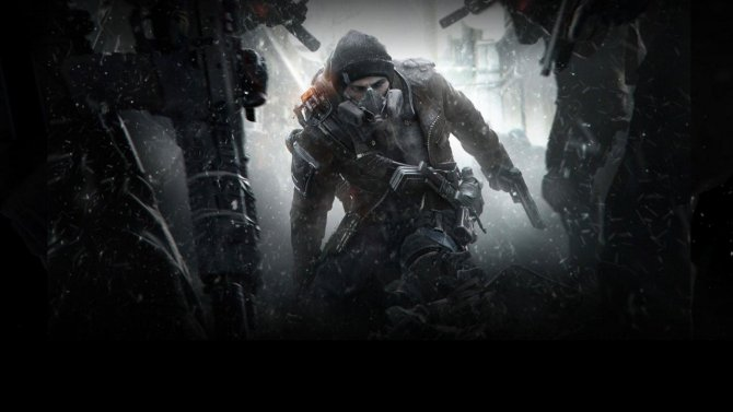 The Division скриншот, боец