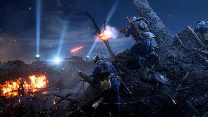 Battlefield 1 скрин