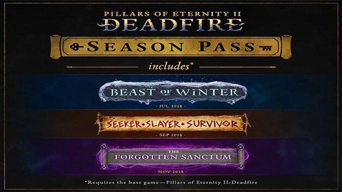 Поддержка Pillars of Eternity II: Deadfire после релиза
