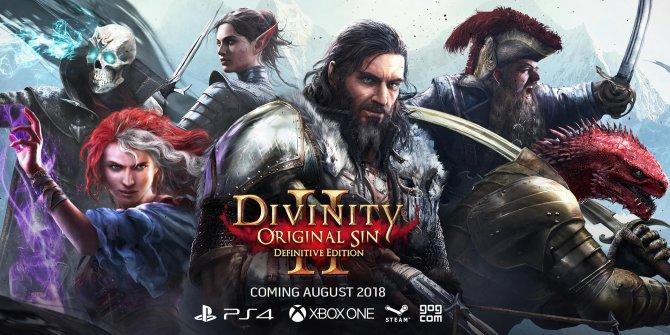 Divinity: Original Sin 2 обновится до Definitive Edition