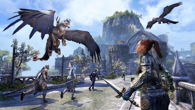 Релизный трейлер DLC Summerset для The Elder Scrolls Online