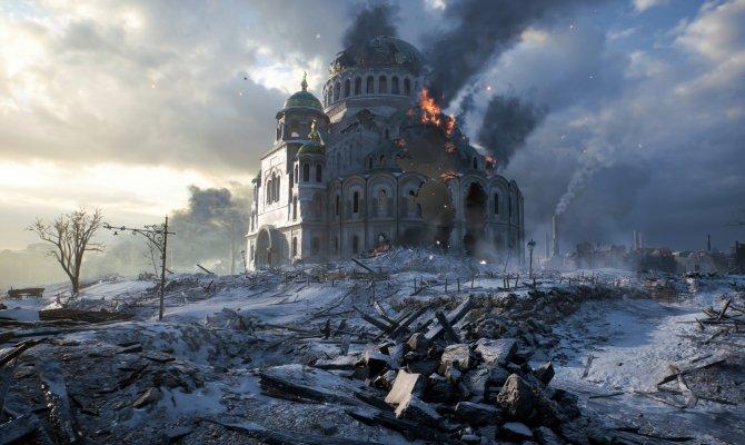 DLC «Во имя Царя» для Battlefield 1 раздают бесплатно