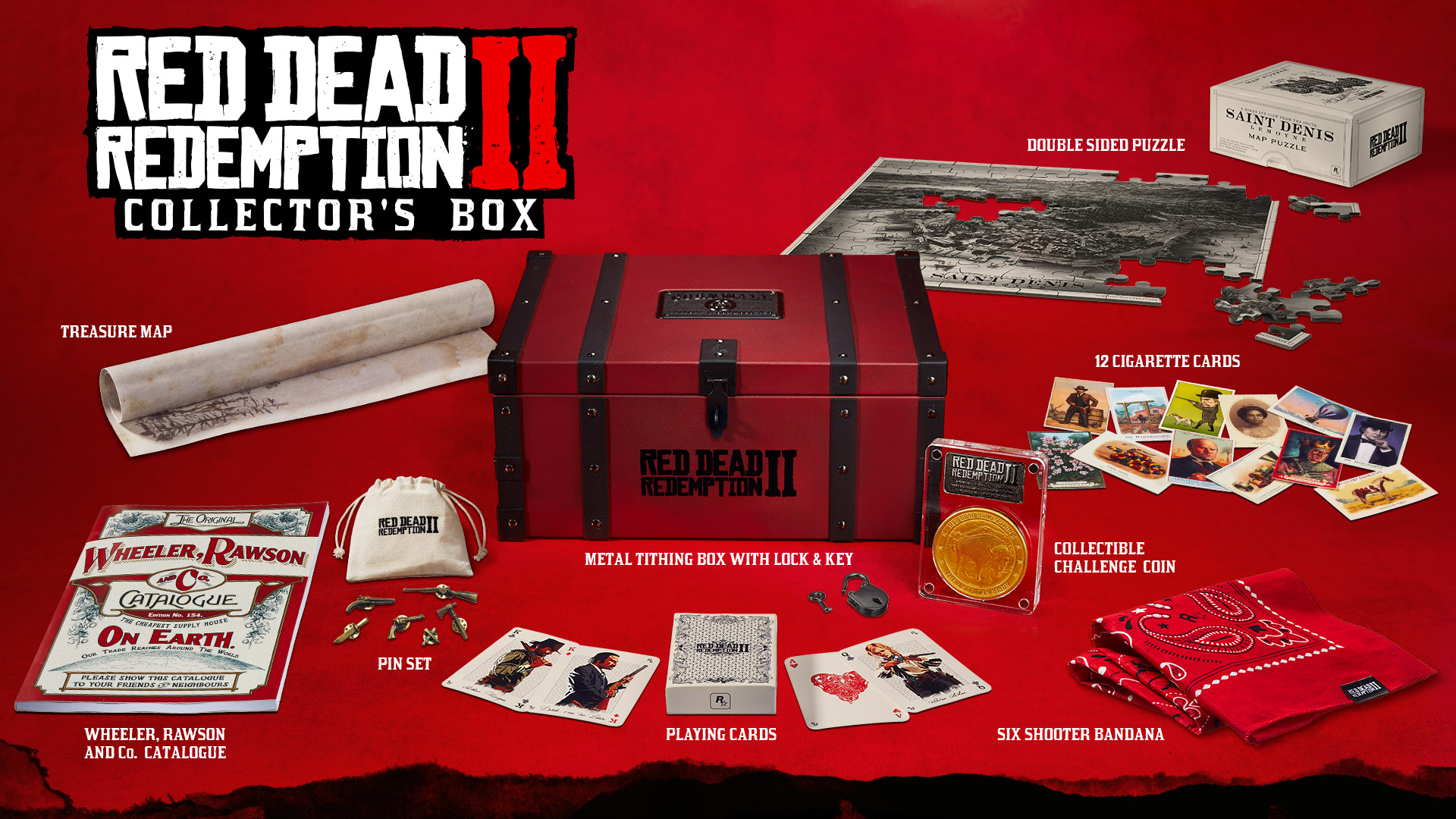 Red Dead Redemption 2: Collector's Box