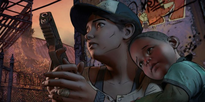 The Walking Dead: A New Frontier Клем