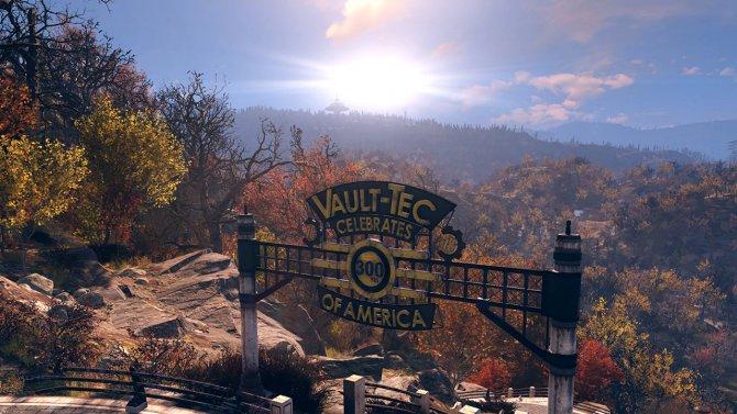 Бета-тест Fallout 76 состоится в октябре