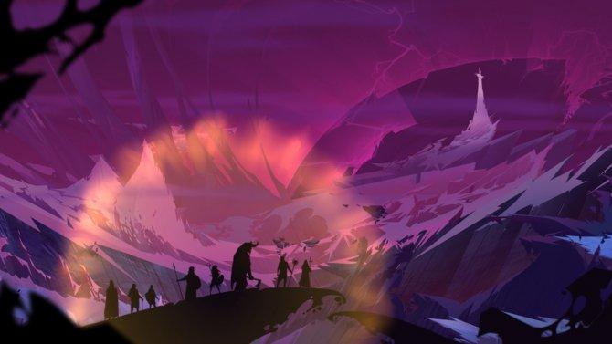 The Banner Saga 3 поход
