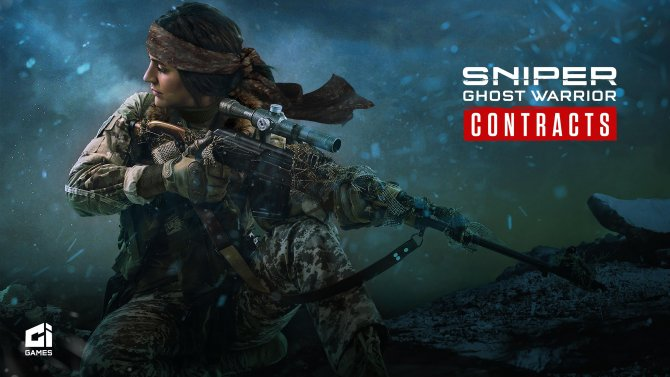Анонс Sniper Ghost Warrior Contracts