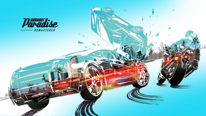 Дата релиза ПК-версии Burnout Paradise Remastered