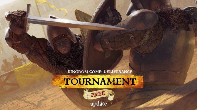 Kingdom Come: Deliverance патч турниры