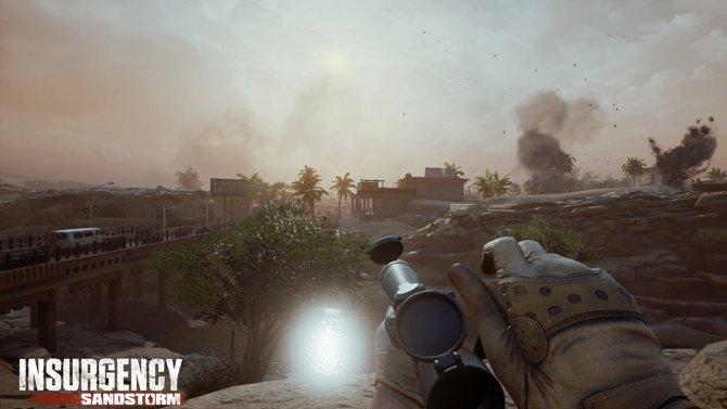 Insurgency: Sandstorm стрелок