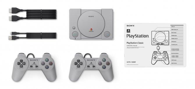 Sony представила PlayStation Classic