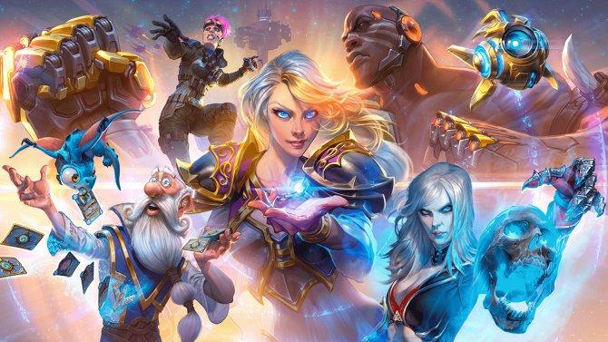 Blizzard игры