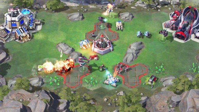 Command & Conquer: Rival битва