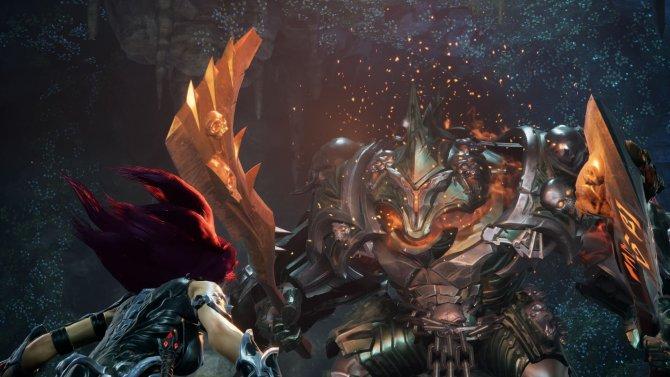 Darksiders III сражение