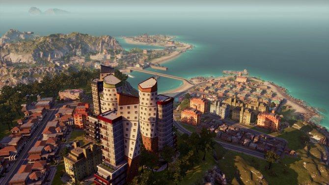 Tropico 6 город