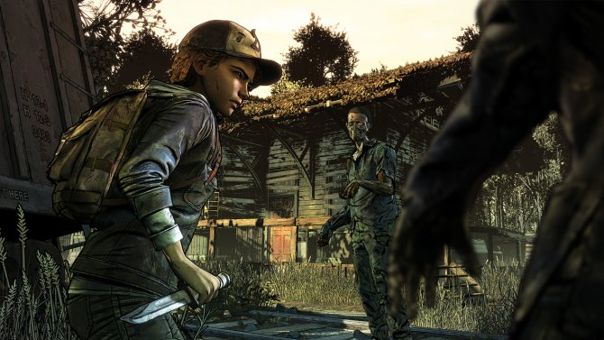 The Walking Dead: The Final Season картинка
