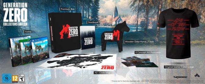Дата релиза Generation Zero