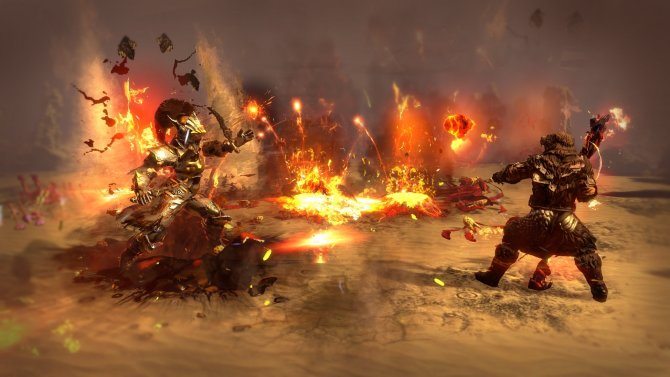 Path of Exile битва